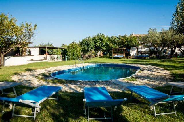 Agriturismo Abruzzo Vlakbij Zee Met Zwembad 1