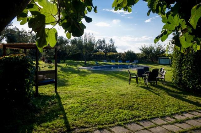 Agriturismo Abruzzo Vlakbij Zee Met Zwembad 3