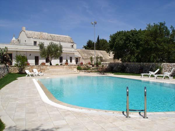 12 Appartement In Masseria Met Zwembad In Puglia