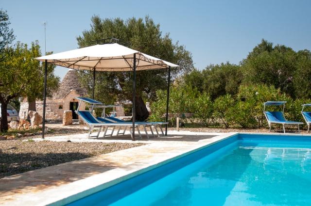 20180206110153Puglia Vakanties Vakantie Trullo Met Zwembad Bij Castellana Grotte 1
