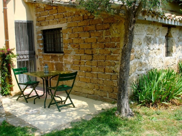 Abruzzo Vakantie Agriturismo Appartement Terras 5 ABV0120D