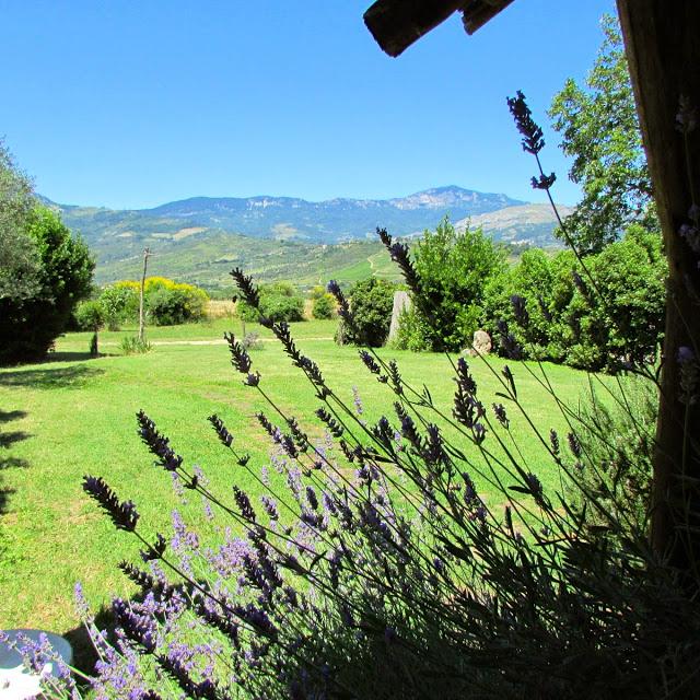 Abruzzo Agriturismo Vakantie Appartement ABV0120E Uitizcht 4
