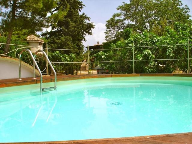 Abruzzo Agriturismo Vakantie Zwembad 2 ABV0120