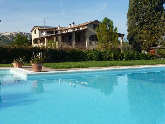 Abruzzo Agriturosmo Zwembad Pescara