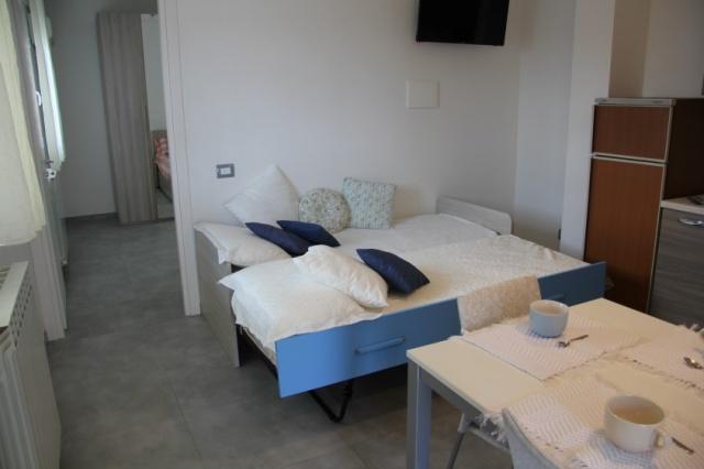 Abruzzo Appartement Vlakbij Dorp 8
