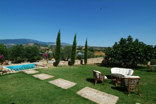 Agriturismo Abruzzo Met Zwembad 4
