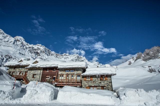 Aosta Dal Appartement Uitzicht Matterhorn 2