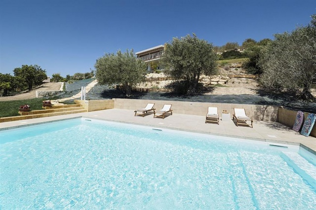 Appartement In Villa Noto Sicilie 3