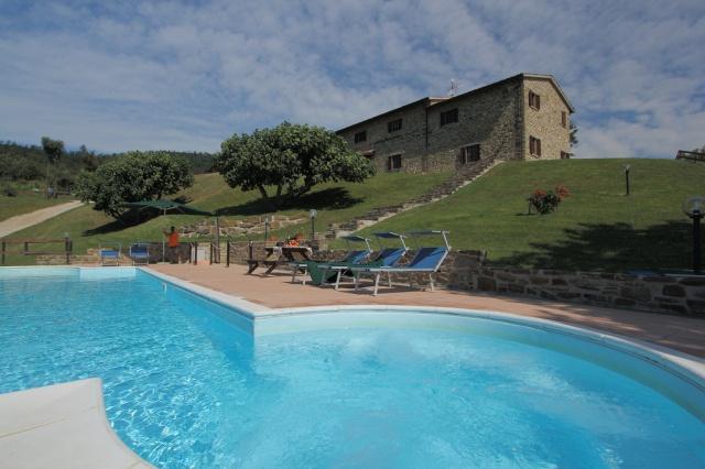 Appartement In Villa Met Groot Zwembad In Le Marche 8