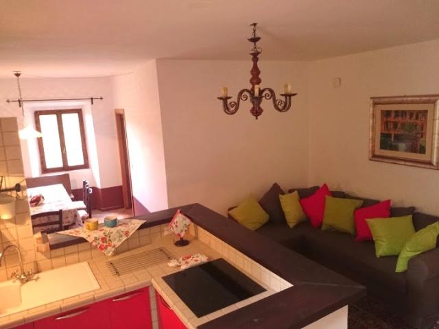 Appartement Voor 4p Met Zwembad Bij Fabriano 6