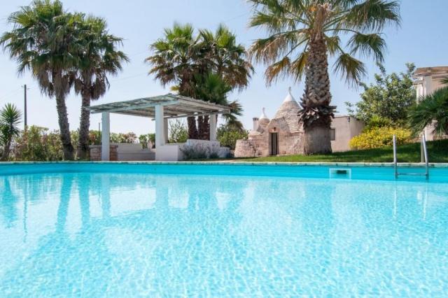 Authentieke Trullo 10p Pool Puglia 1