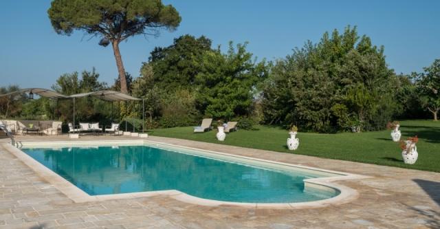 B&B Kamer Masseria Met Zwembad Puglia 1