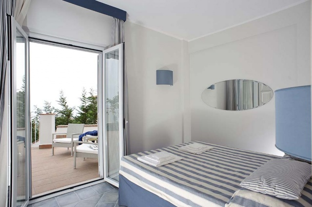 Calabrie Cilento Vakantieappartement Direct Aan Zee 41