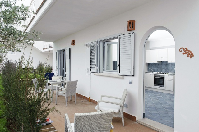 Calabrie Cilento Vakantieappartement Direct Aan Zee 63