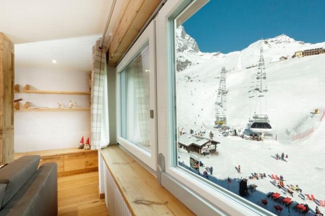 Cervina Luxe Appartement Aan Skipiste 19