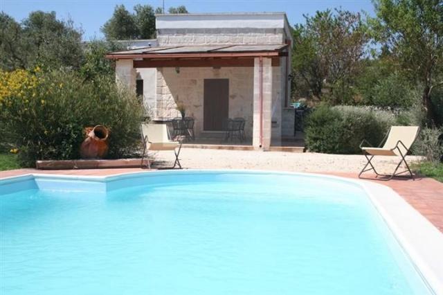 Huisje Op Landgoed In Puglia 2
