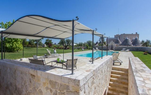Kleine Trullo Voor 4p Met Zwembad Puglia 12