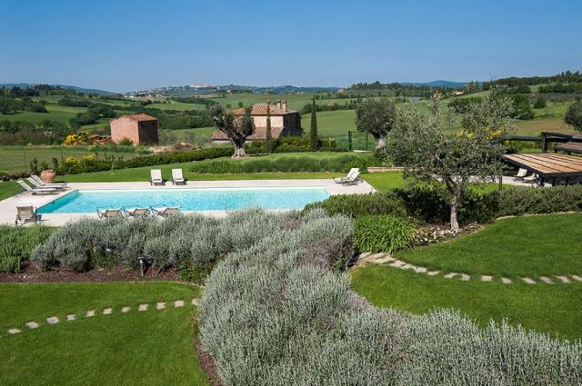 Landgoed Toscane Zwembad Appartement TOV0200A 1