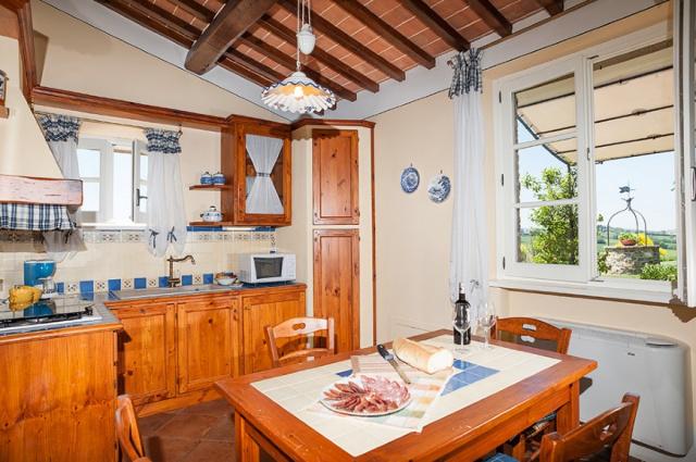 Landgoed Toscane Zwembad Appartement TOV0200B 11