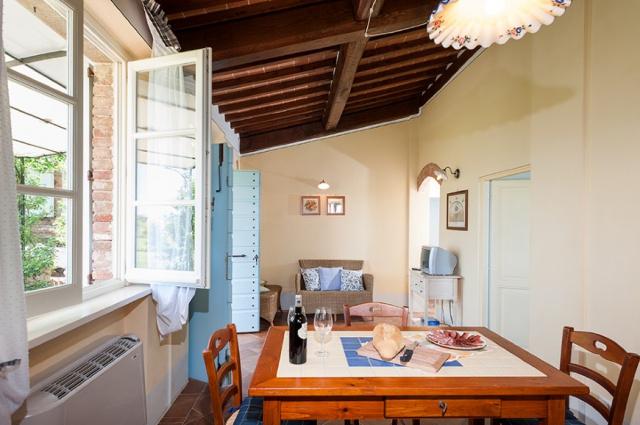 Landgoed Toscane Zwembad Appartement TOV0200B 12