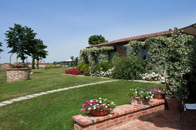 Landgoed Toscane Zwembad Appartement TOV0200B 7