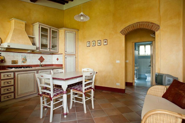 Landgoed Toscane Zwembad Appartement TOV0200D 12