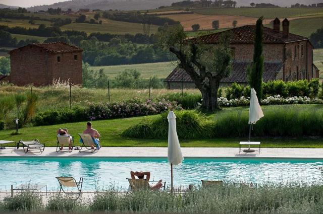 Landgoed Toscane Zwembad Appartement TOV0200D 2