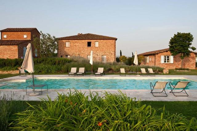 Landgoed Toscane Zwembad Appartement TOV0200D 4