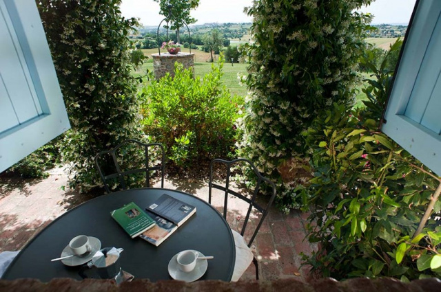 Landgoed Toscane Zwembad Appartement TOV0200D 9