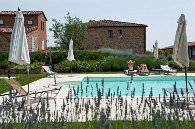 Landgoed Toscane Zwembad Appartement TOV0200F 3