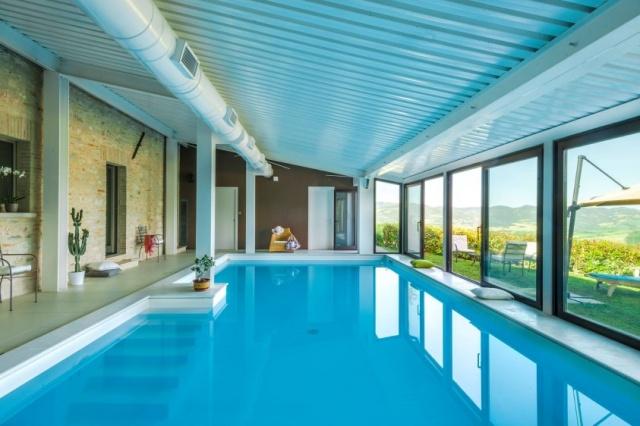 Le Marche Vakantievilla Zwembad Luxe 1