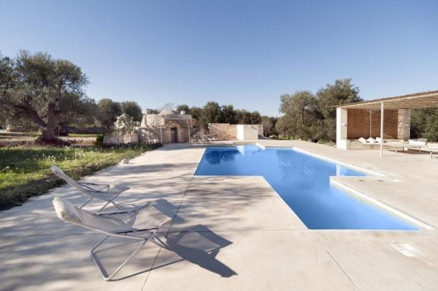 Luxe Moderne Vrijstaande Villa Puglia 7