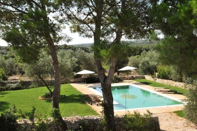 Luxe Trullo Met Zwembad Puglia 3