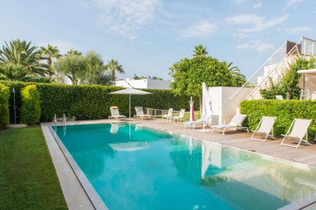Luxe Villa 200m Van Zee Puglia 1