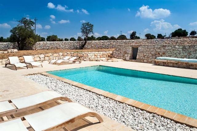 Luxe Villa Groot Zwembad Siracusa 3