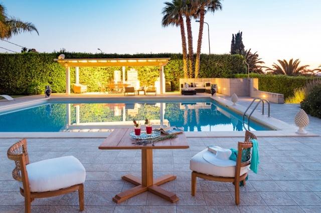 Luxe Vrijstaande Villa Zwembad Sicilie 14c
