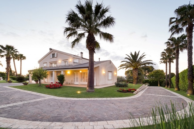 Luxe Vrijstaande Villa Zwembad Sicilie 14e