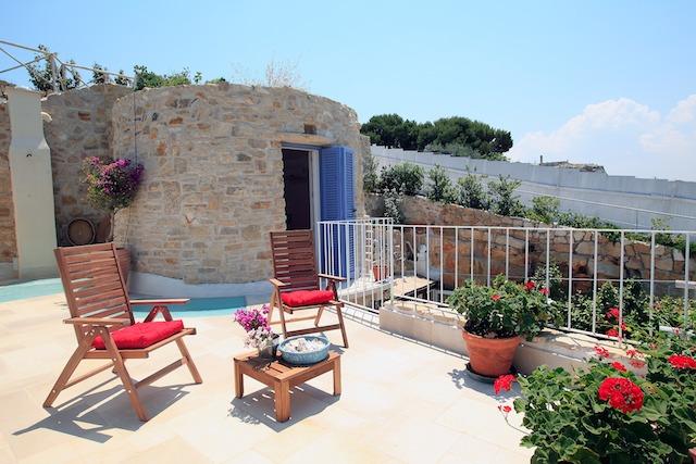Luxe Trullo Aan Zee In Puglia 5