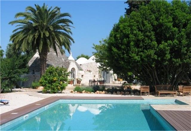 Luxe Vrijstaande Trullo Voor 5p Met Zwembad In Puglia 8