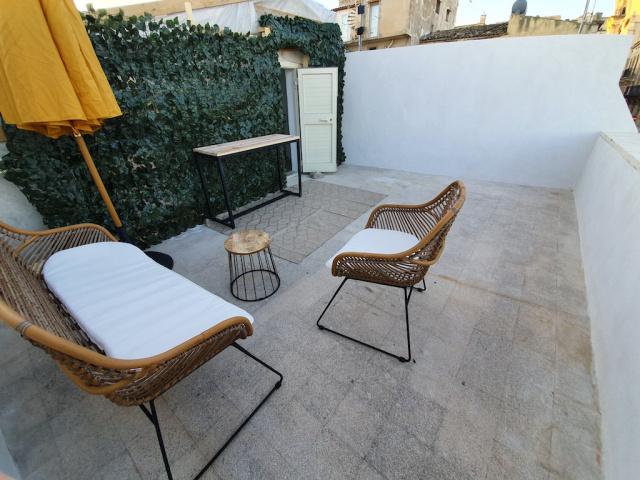 Noto Appartement Met Dakterras In Historisch Centrum Pp 1