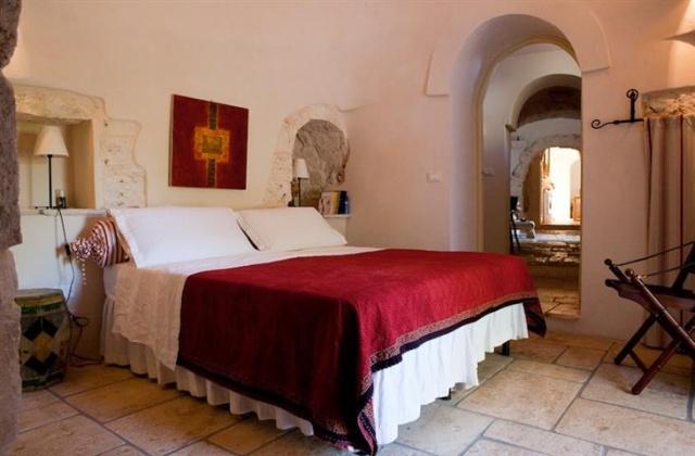 Originele Trullo Voor 8p Met Pool In Puglia 15