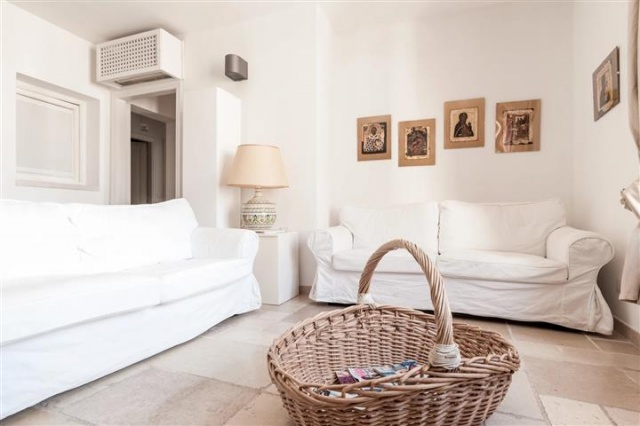Penthouse Appartement Voor 6p Monopoli Puglia 26