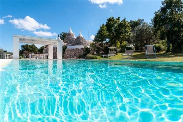 Prachtige Luxe Trullo Met Pool Vlakbij Ostuni In Puglia 1