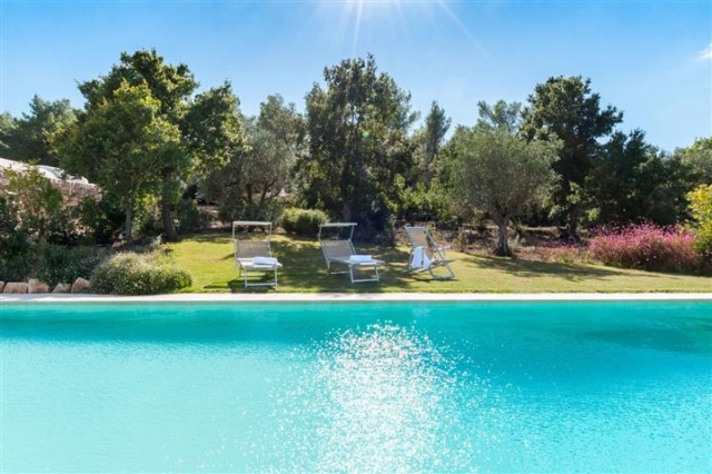 Prachtige Luxe Trullo Met Pool Vlakbij Ostuni In Puglia 1d