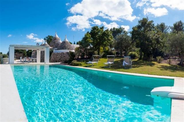 Prachtige Luxe Trullo Met Pool Vlakbij Ostuni In Puglia 1e