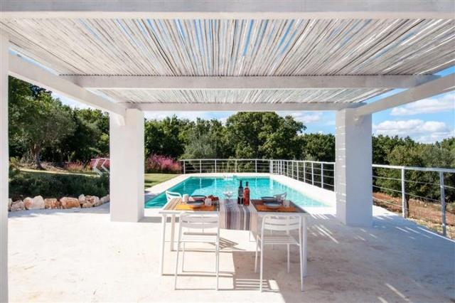 Prachtige Luxe Trullo Met Pool Vlakbij Ostuni In Puglia 2a