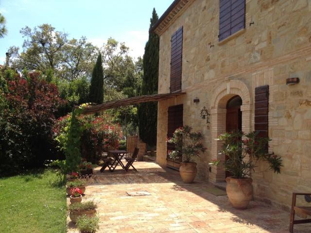 Prive Villa Vlakbij San Severino Le Marche 1