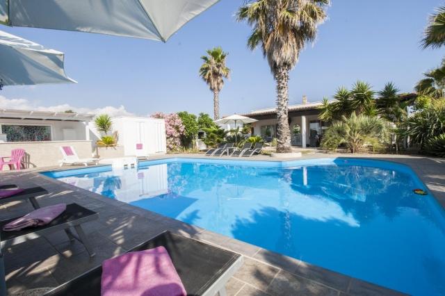 Puglia Gallipoli Woning Met Pool 1