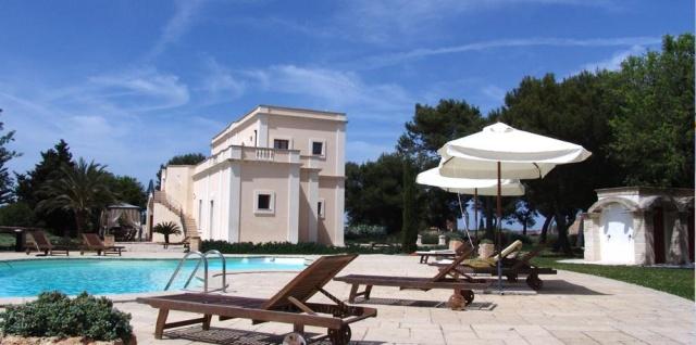 Puglia Nardo Luxe Landhuis Met Zwembad Bij Kust 10p 22