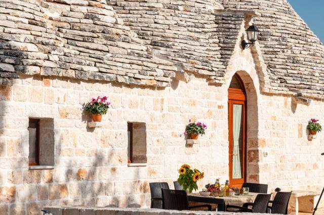 Puglia Vakantie Trullo Prive Zwembad Nabij Kust 14